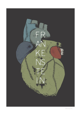 Books Collection: Frankenstein