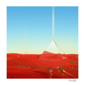 Mirror Pyramids