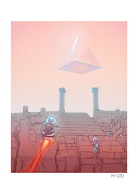 Floating Pyramid