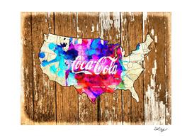 Coca-Cola US Map