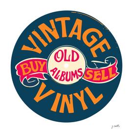 Vintage Vinyl, Old Album