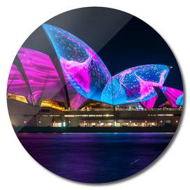 Wonderful new Designs on the Opera House at Vivid Sydney