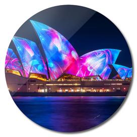 Amazing new Designs on the Opera House at Vivid Sydney