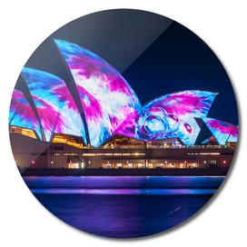 Interesting new Designs on the Opera House at Vivid Sydney
