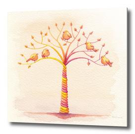 April Tree