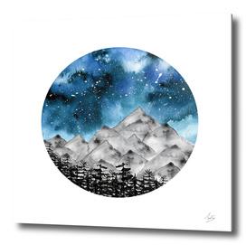 Forgotten Spaces ( Blue )