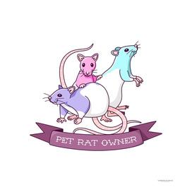 Pet Rat Owner