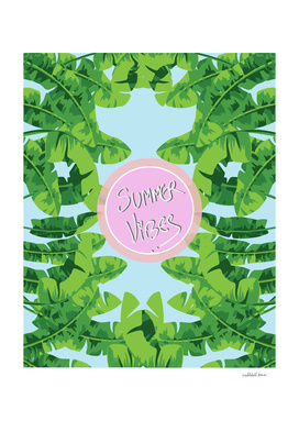 summer vibes illustration 2