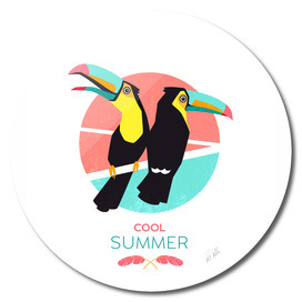 Cool Summer Toucans
