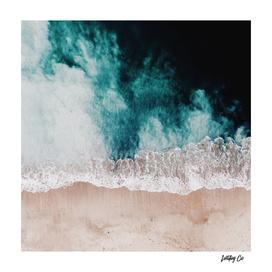 Ocean (drone photography)