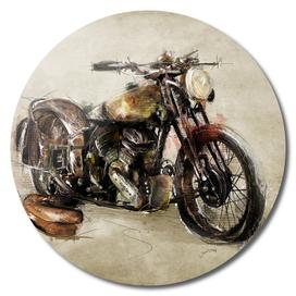 Brough Superior #1