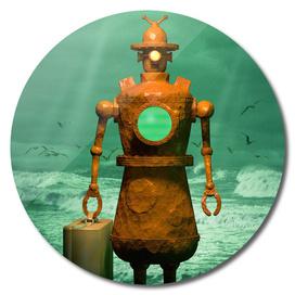Travele Robot-01