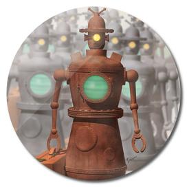 Traveler Robot-02