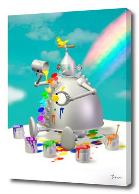 Rainbow Robot