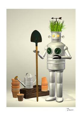 Garden Robot-02