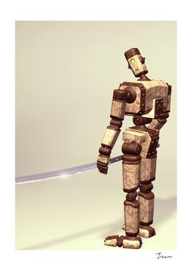 Samurai Robot-02