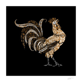 Le Coq Gaulois  (The Gallic Rooster)