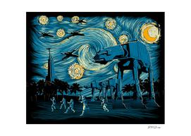 Starry Scarif