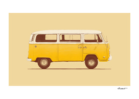 Yellow Van