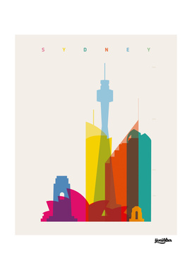 shapes of Sydney