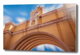 Santa Catalina Arch Perspective in Antigua
