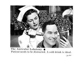 The auricular lobotomy