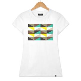 Geometric Pattern #9 (triangles)