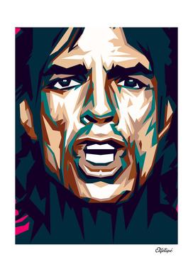 Like a Jagger