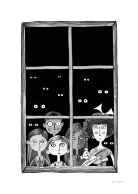 The Children in the Window