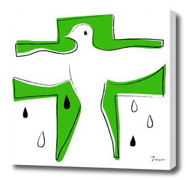 Cross Pigeon