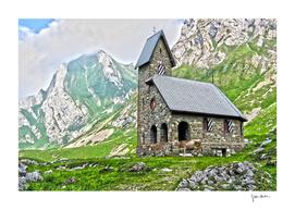 2017_Schweiz_Bergkirche