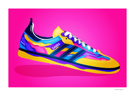 The Classic Series: Adidas Samba