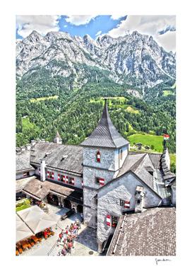 2017_Austria_Werfen_Burg