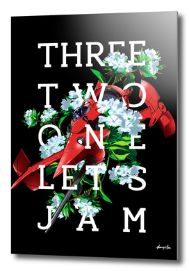 Three Two One Lets Jam!