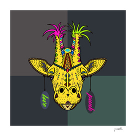 Punk Giraffe