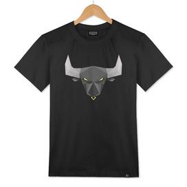 Geometric Bull Head