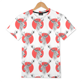 Deer red