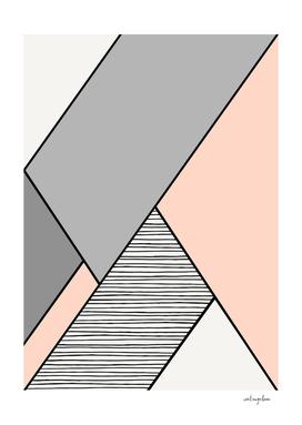 Pastel Geometry 1