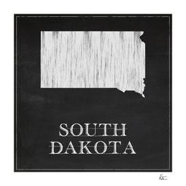 South Dakota - Chalk