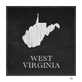West Virginia - Chalk