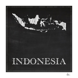 Indonesia - Chalk