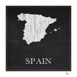 Spain - Chalk