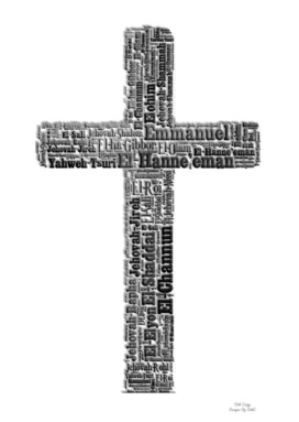 Names of God Cross