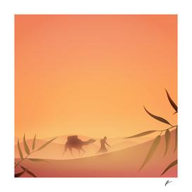 Sandstorm. Oasis