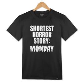 Shortest Horror Story Monday (Black)