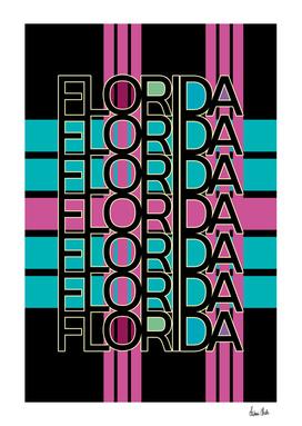 Text Art FLORIDA | no. 1
