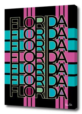 Text Art FLORIDA   no. 1