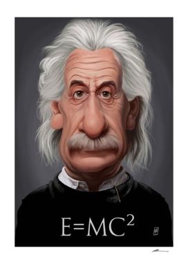 Celebrity Sunday ~ Albert Einstein E=MC²