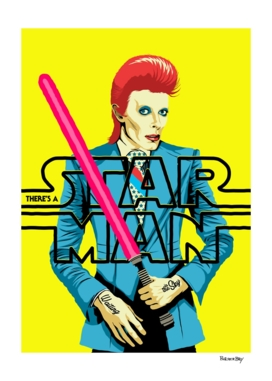 There's a Starman