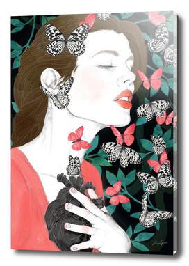 Butterflies // you make my heart flutter